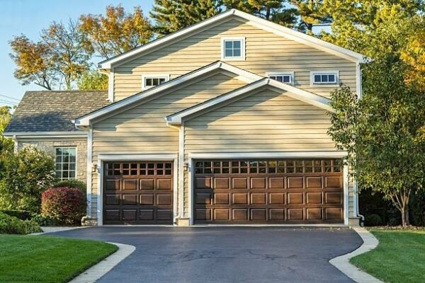 Residential Garage Doors by Discount Door Company